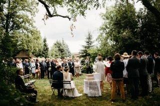 Ślub i wesele w stylu rustykalnym - zdjęcie 40