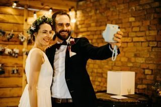 Ślub i wesele w stylu rustykalnym - zdjęcie 27