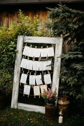 Ślub i wesele w stylu rustykalnym - zdjęcie 24