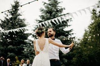 Ślub i wesele w stylu rustykalnym - zdjęcie 21