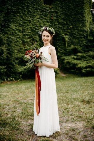 Ślub i wesele w stylu rustykalnym - zdjęcie 17