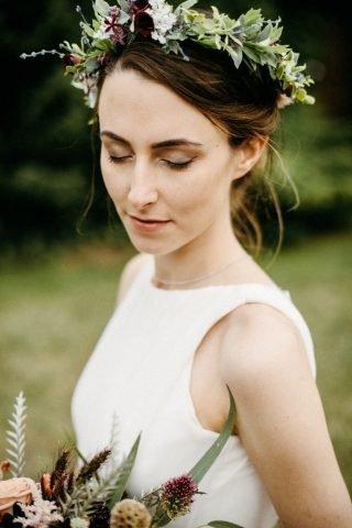 Ślub i wesele w stylu rustykalnym - zdjęcie 16