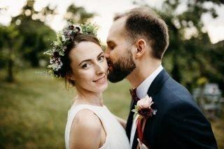 Ślub i wesele w stylu rustykalnym - zdjęcie 14