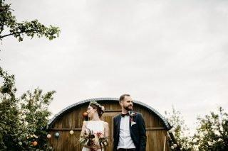 Ślub i wesele w stylu rustykalnym - zdjęcie 13