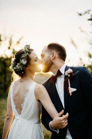 Ślub i wesele w stylu rustykalnym - zdjęcie 9
