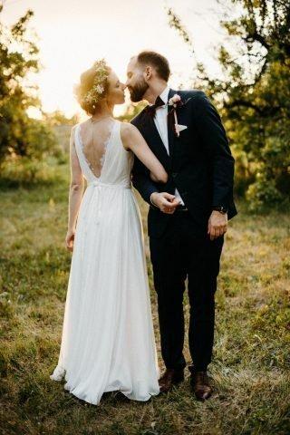 Ślub i wesele w stylu rustykalnym - zdjęcie 8