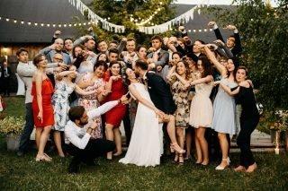 Ślub i wesele w stylu rustykalnym - zdjęcie 5