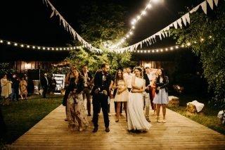 Ślub i wesele w stylu rustykalnym - zdjęcie 3