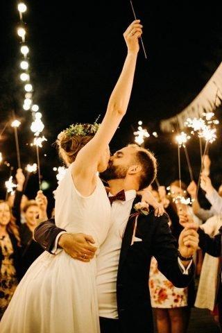 Ślub i wesele w stylu rustykalnym - zdjęcie 1