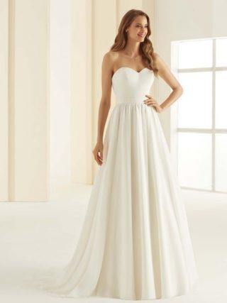 suknie ślubne bez ramiączek