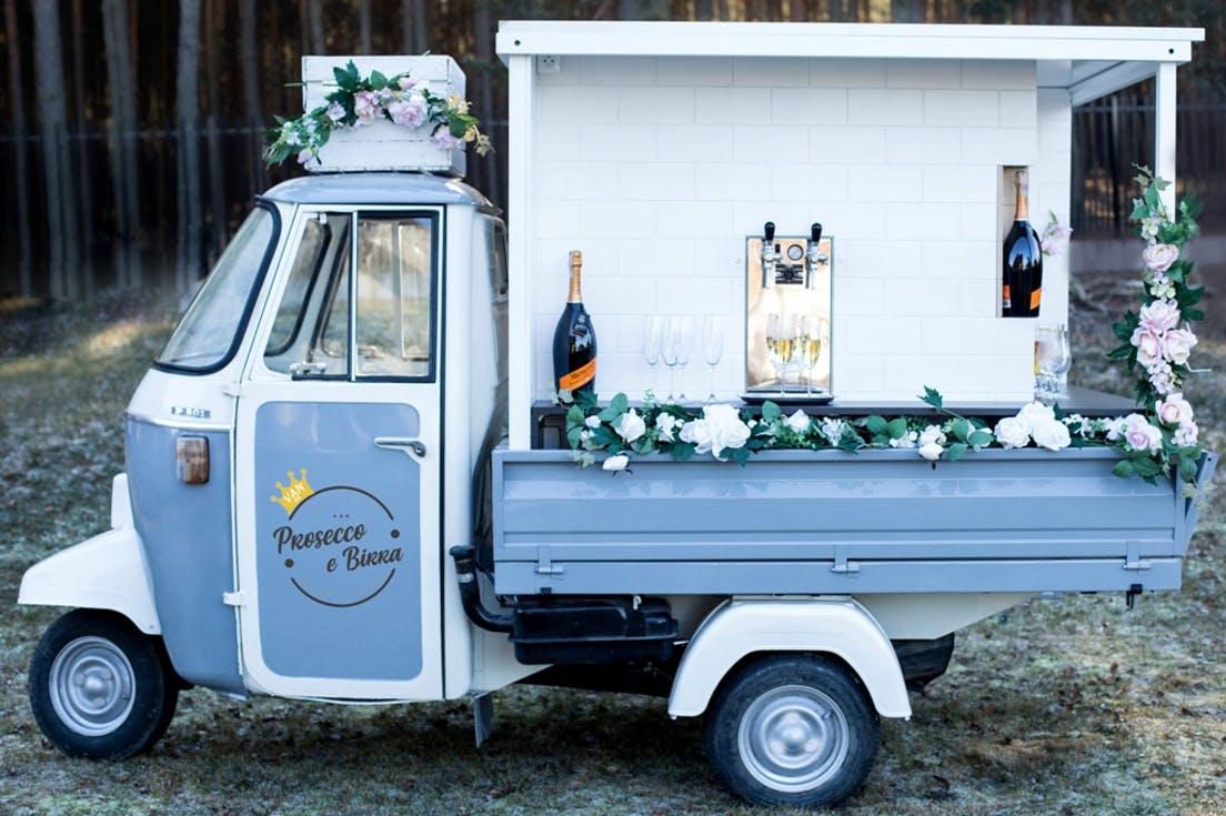 ślub i wesele w upale - roll bar
