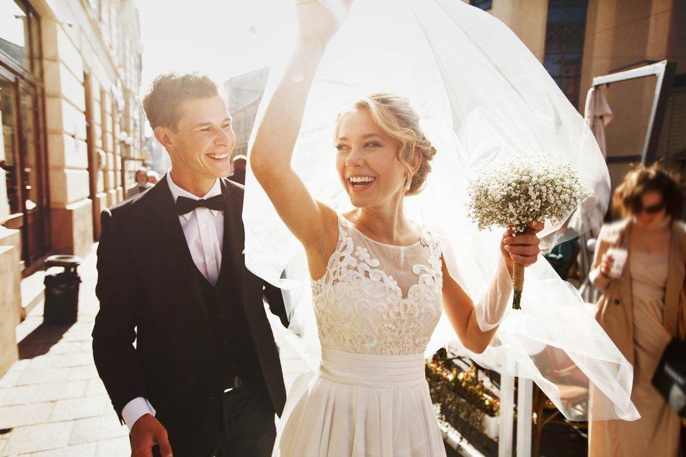 ślub i wesele w upale