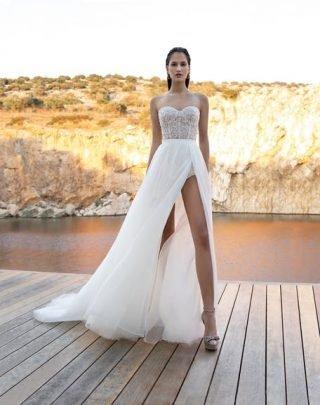 suknie ślubne na upalne lato