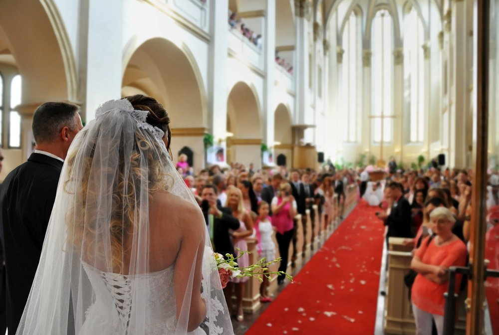 Ślubne anty trendy - wielkie wesela