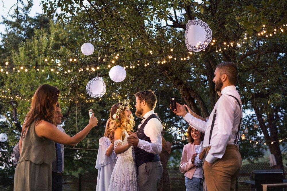 Ślubne anty trendy - robienie zdjęć