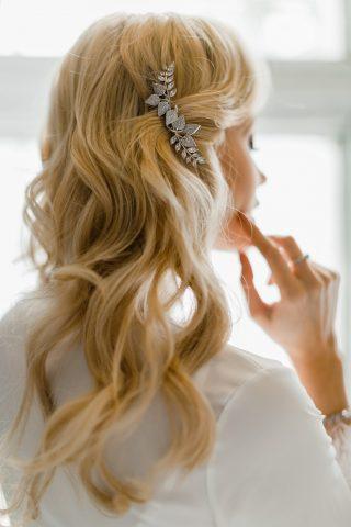 Grzebyki do włosów NOVIA BLANCA