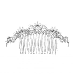 Biżuteryjne ozdoby do włosów