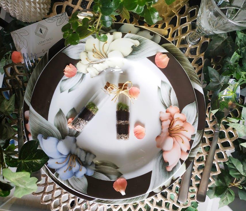 las w słoiku prezenty dla gości weselnych