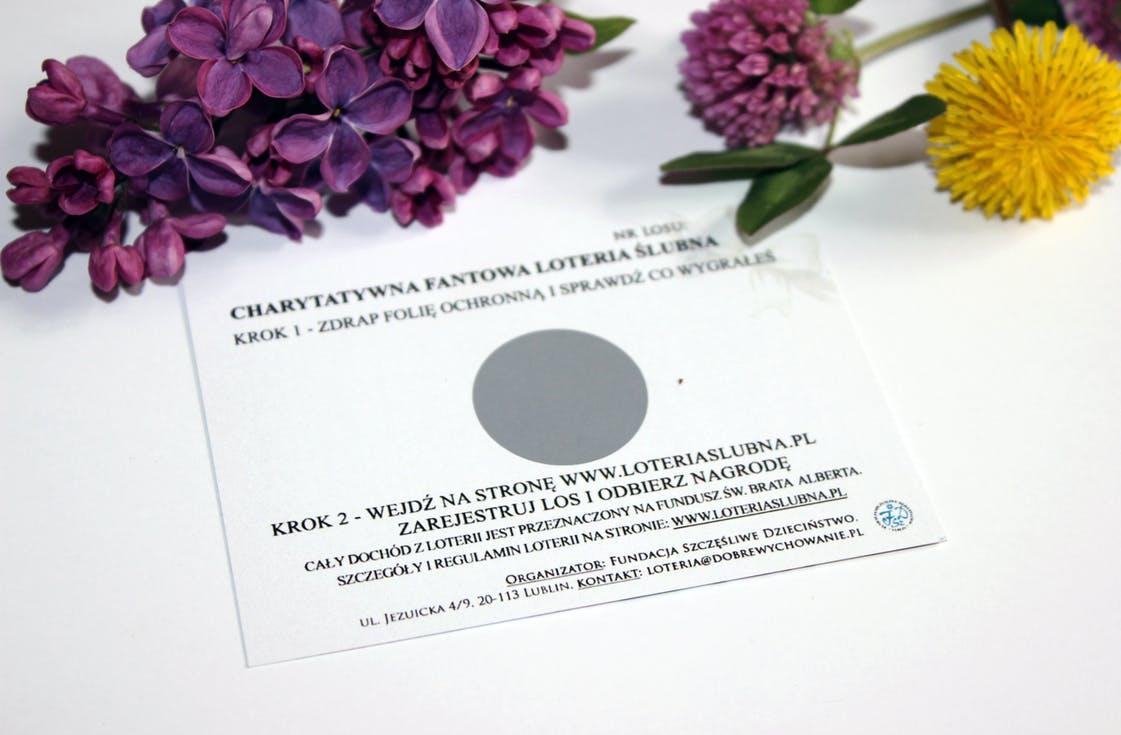 loteria ślubna