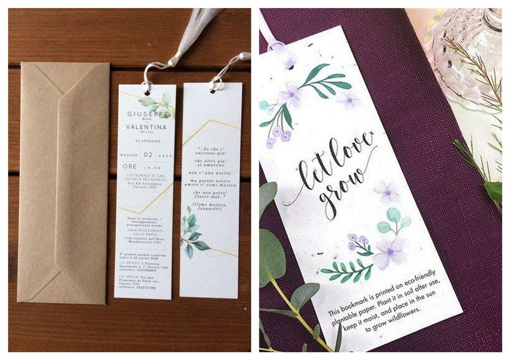 prezenty dla gości weselnych zakładki do książek