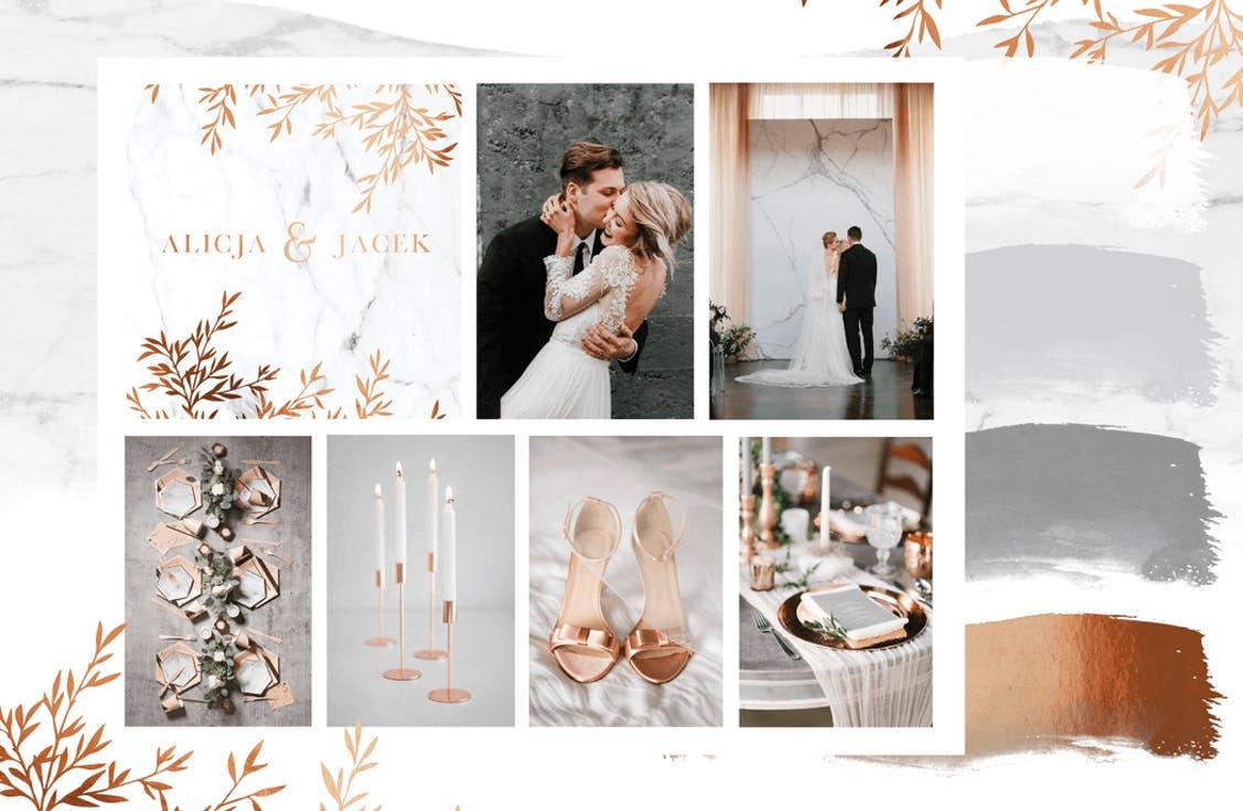 Zaproszenia ślubne - inspiracje