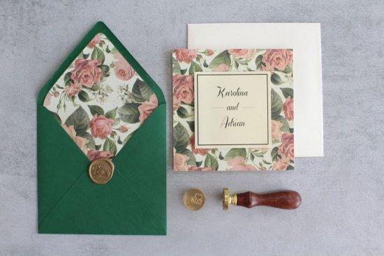 Jak wybrać zaproszenia ślubne? Krok po kroku