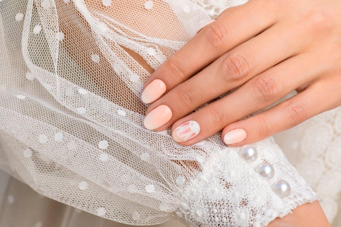 Paznokcie ślubne NeoNail