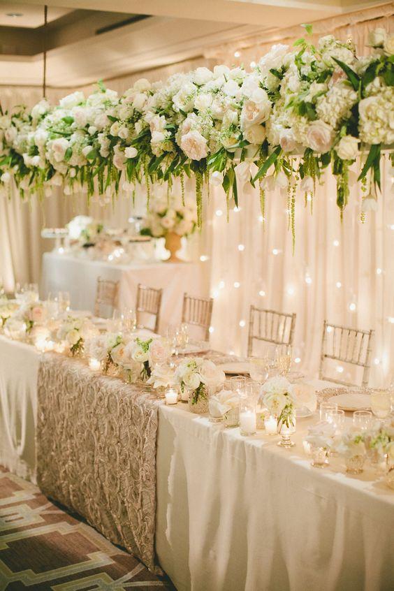 W Ultra Stół Młodej Pary – pomysły na dekorację - Wedding.pl MB27