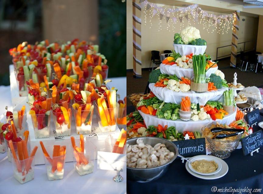Stół tematyczny na weselu - warzywa- zdjęcie 10