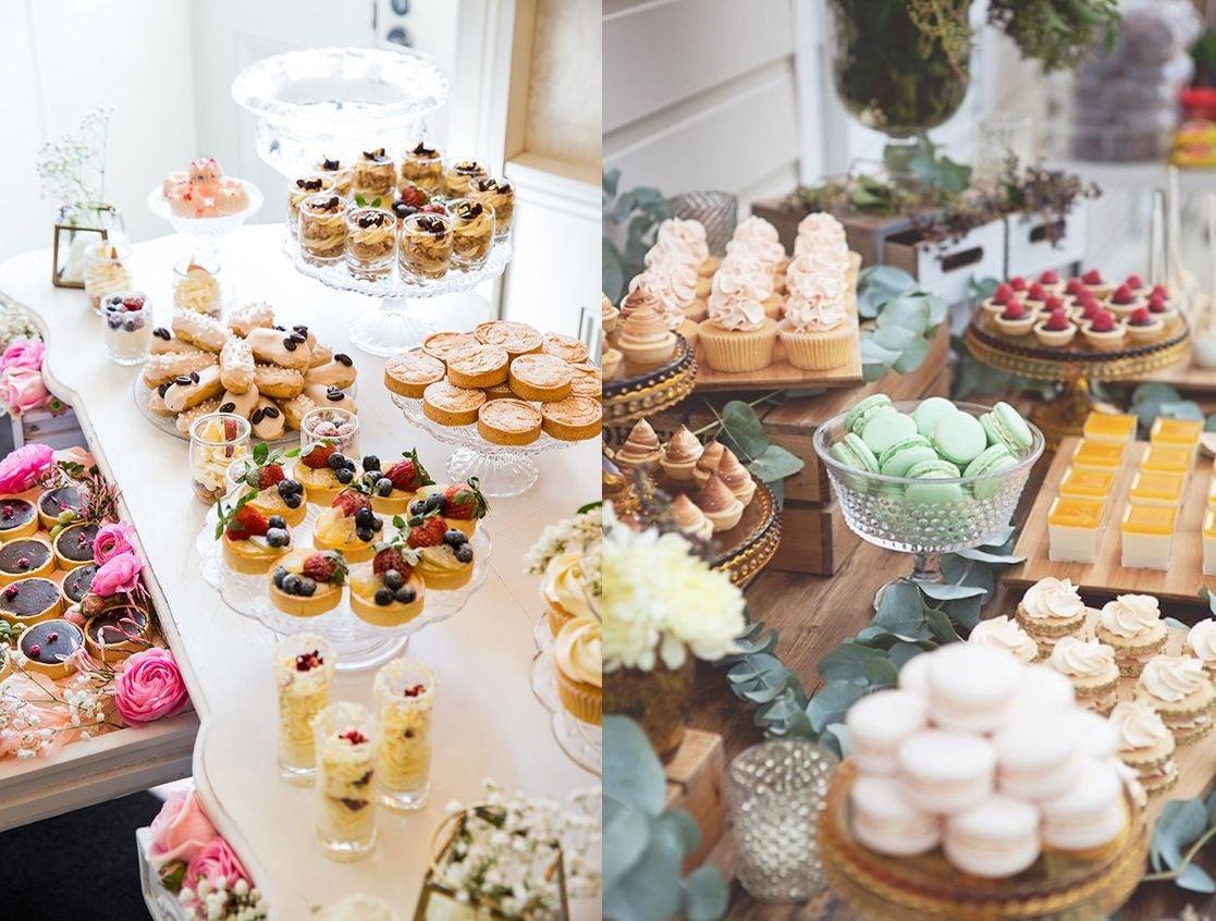 Stół tematyczny na weselu - słodki srół -zdjęcie 6