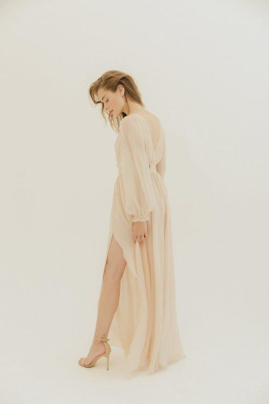 Suknia L. Wells Bridal - wybór Jennifer Lawrence
