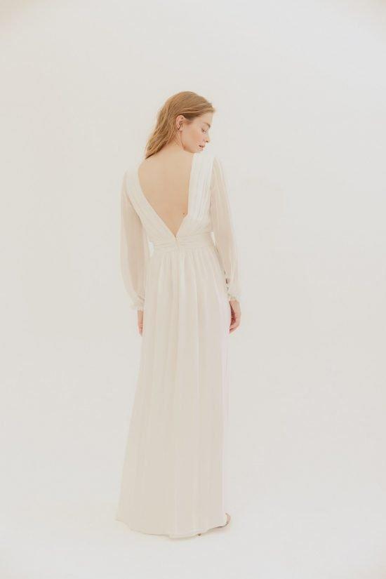 L. Wells Bridal x Jennifer Lawrence