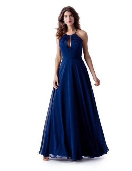 długa sukienka dla druhny