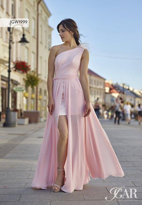 jaka sukienka dla świadkowej