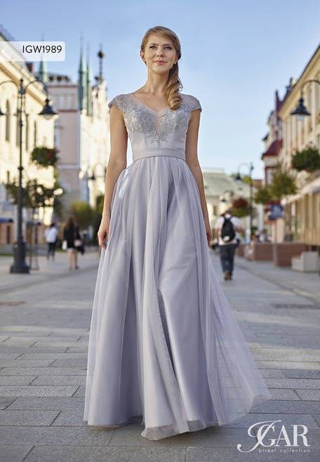 sukienka na wesele dla świadkowej