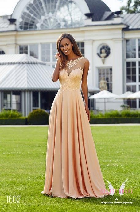 suknia świadkowa