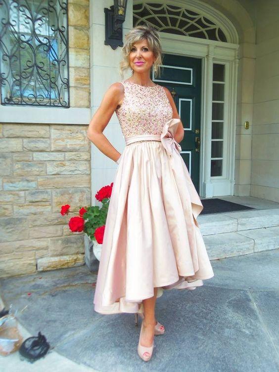 d2e0a4b287 Sukienki na wesele dla dojrzałych kobiet - Wedding.pl radzi i inspiruje