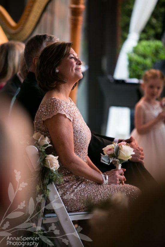 Sukienki na wesele dla mamy Panny Młodej - Anna and Spencer Photography