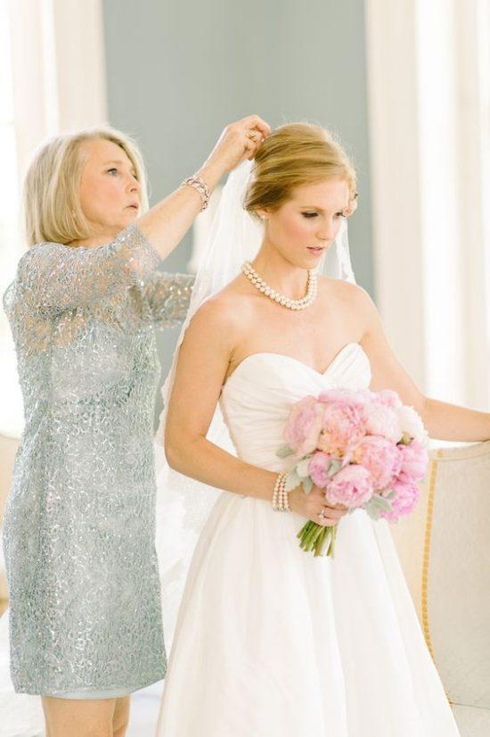 Sukienki na wesele dla mamy Panny Młodej - Washingtonian Magazine