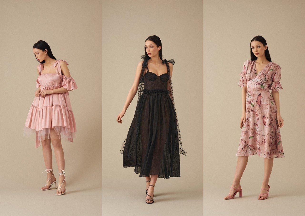 modne sukienki Lana Nguyen