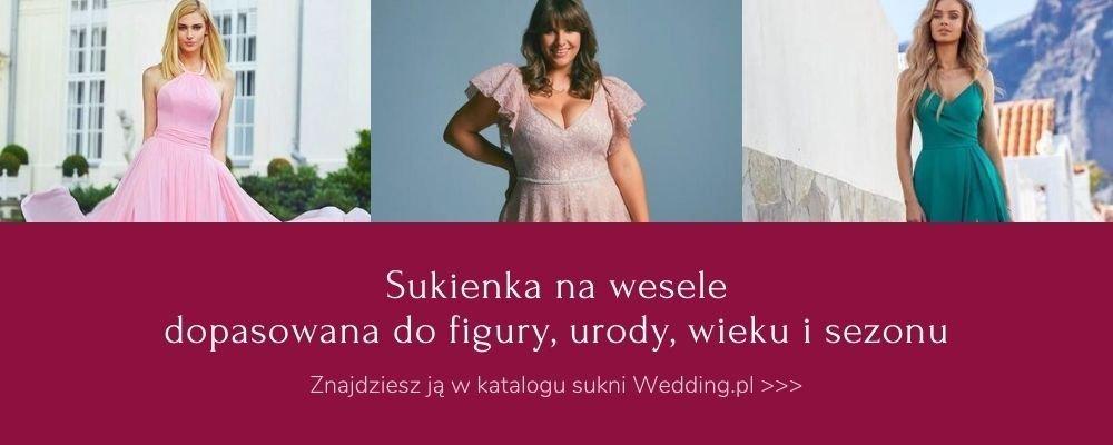 sukienki weselne - nowe kolekcje