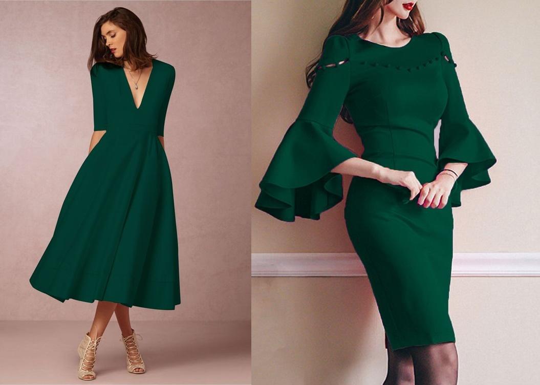 e33f911b33 Sukienki na wesele - jaki kolor wybrać  Znamy odpowiedź!