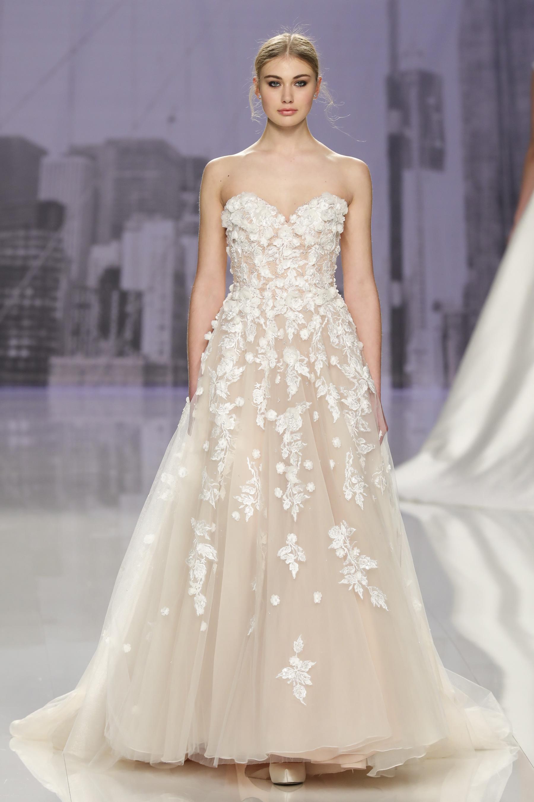 Suknia ślubna W Literę A Weddingpl Radzi I Inspiruje