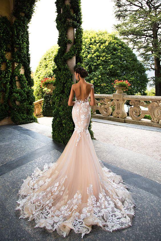 Suknia ślubna Syrena Porady Weddingpl Radzi I Inspiruje
