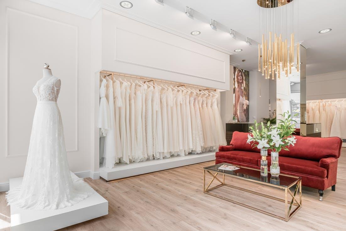 ekskluzywne salony sukni ślubnych