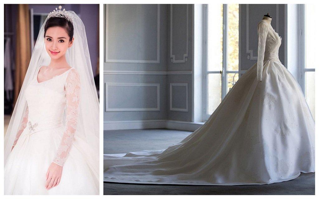 najdroższa suknia ślubna na świecie