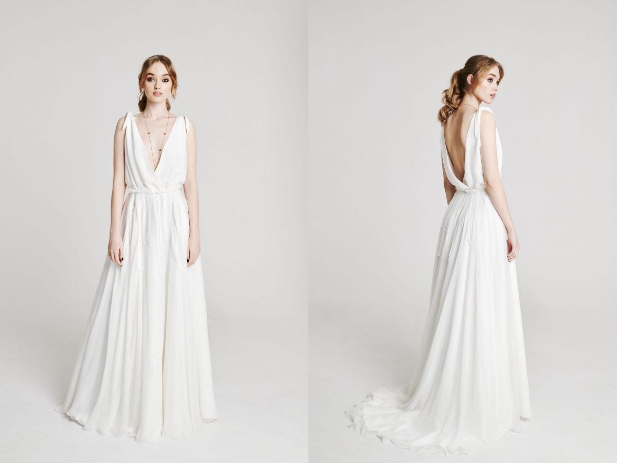 suknia ślubna szyta na miarę od projektanta