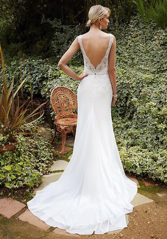 Suknie ślubne Z Dekoltem Na Plecach Zdjęcie 1 Weddingpl