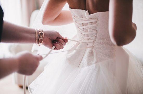 Suknie ślubne z gorsetami - zdjęcie 8