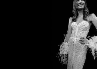 Suknie ślubne Inbal Dror - jesień 2017